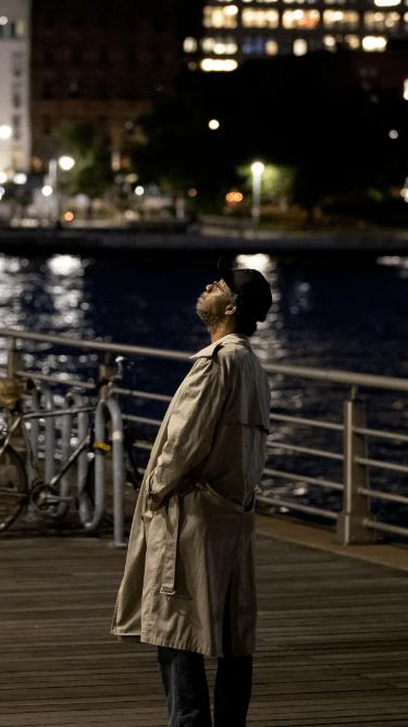 Pope L - Boardwalk