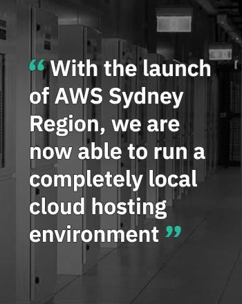 Amazon Web Services (AWS) finally launches a Sydney data centre