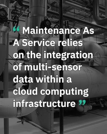 Maintenance-as-a-Service (MaaS) is set to Disrupt Enterprise Maintenance